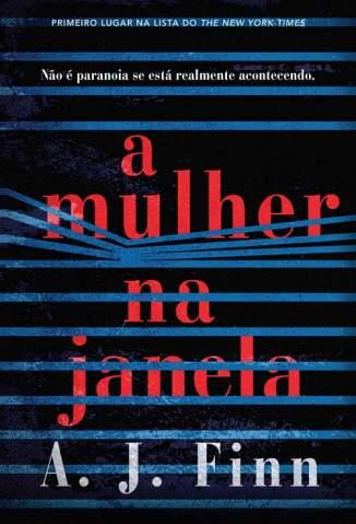 Baixar Livro A Mulher Na Janela - A. J. Finn  em ePub PDF Mobi ou Ler Online