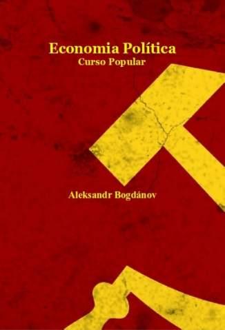 Baixar Livro Economia Política  - Aleksandr Bogdánov em ePub PDF Mobi ou Ler Online