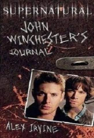 Baixar Livro Diario de John Winchester - Alex Irvine em ePub PDF Mobi ou Ler Online