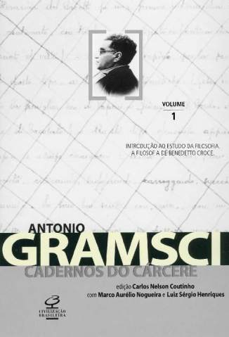 Baixar Livro Introdução ao estudo da filosofia - Cadernos do Cárcere Vol. 1 - Antonio Gramsci em ePub PDF Mobi ou Ler Online