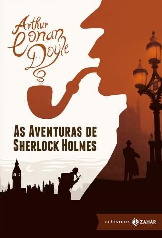 Baixar Livro As Aventuras de Sherlock Holmes: Edição Bolso de Luxo - Arthur Conan Doyle em ePub PDF Mobi ou Ler Online