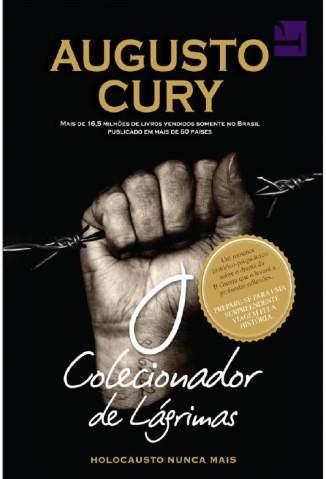Baixar Livro O Colecionador de Lágrimas -  Augusto Cury em ePub PDF Mobi ou Ler Online