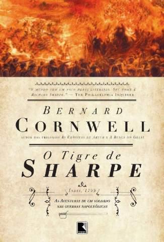 Baixar Livro O Tigre de Sharpe - As Aventuras de Sharpe Vol. 1 - Bernard Cornwell em ePub PDF Mobi ou Ler Online