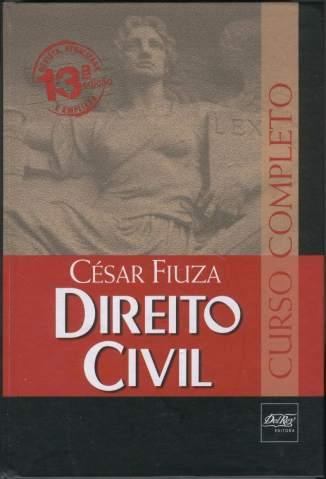 Baixar Curso Completo de Direito Civil - César Fiuza  ePub PDF Mobi ou Ler Online