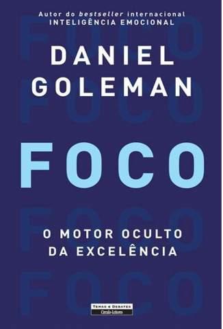 Baixar Livro Foco - Daniel Goleman em ePub PDF Mobi ou Ler Online