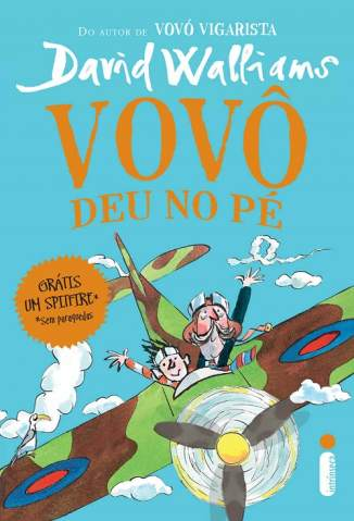 Baixar Vovô Deu No Pé - David Walliams ePub PDF Mobi ou Ler Online