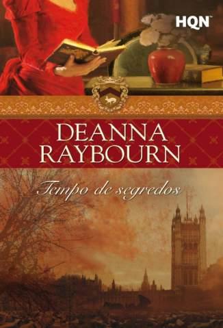 Baixar Livro Tempo de Segredos - Deanna Raybourn em ePub PDF Mobi ou Ler Online