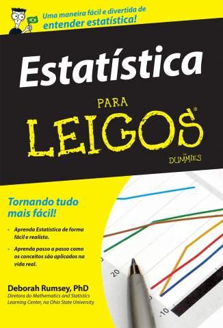 Baixar Livro Estatística para Leigos - Deborah Rumsey em ePub PDF Mobi ou Ler Online