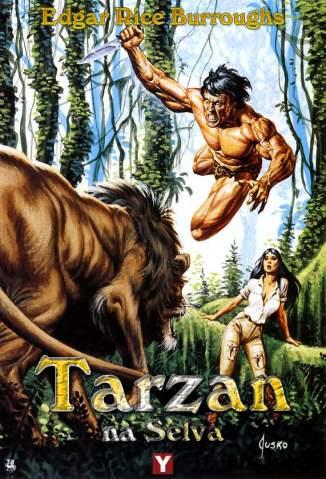 Baixar Tarzan Na Selva - Tarzan Vol. 6 - Edgar Rice Burroughs ePub PDF Mobi ou Ler Online