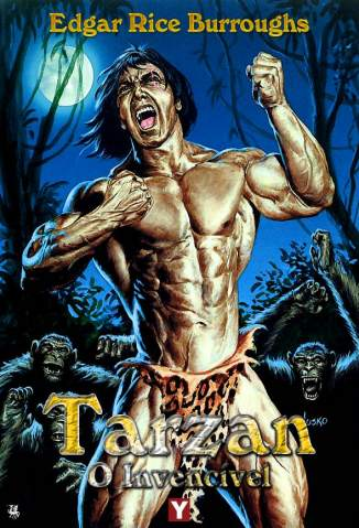 Baixar Tarzan, o Invencível - Tarzan Vol. 14 - Edgar Rice Burroughs ePub PDF Mobi ou Ler Online