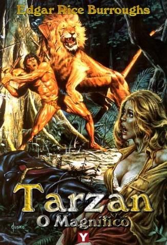 Baixar Tarzan, o Magnífico - Tarzan Vol. 15 - Edgar Rice Burroughs  ePub PDF Mobi ou Ler Online