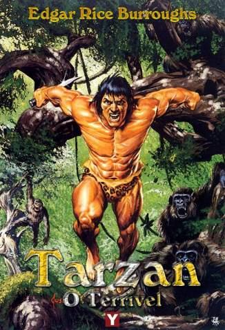 Baixar Tarzan, o Terrível - Tarzan Vol. 8 - Edgar Rice Burroughs ePub PDF Mobi ou Ler Online