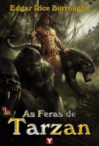 Baixar As Feras de Tarzan - Edgar Rice Burroughs ePub PDF Mobi ou Ler Online