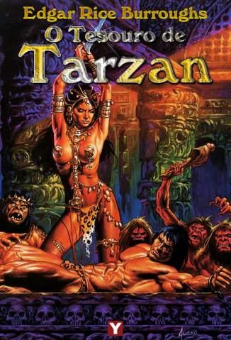 Baixar O Tesouro de Tarzan - Tarzan Vol. 5 - Edgar Rice Burroughs  ePub PDF Mobi ou Ler Online