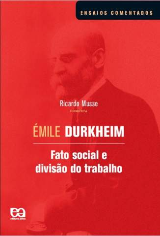 Baixar Fato Social e Divisão do Trabalho - Émile Durkheim ePub PDF Mobi ou Ler Online