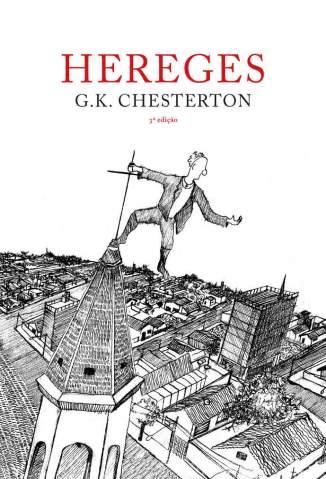 Baixar Livro Hereges - G. K. Chesterton em ePub PDF Mobi ou Ler Online
