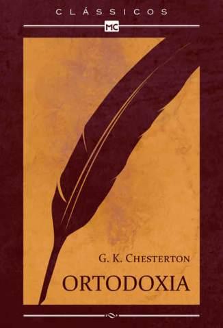 Baixar Ortodoxia - G. K. Chesterton ePub PDF Mobi ou Ler Online