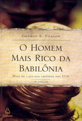 Baixar O Homem Mais Rico da Babilônia - George S. Clason ePub PDF Mobi ou Ler Online
