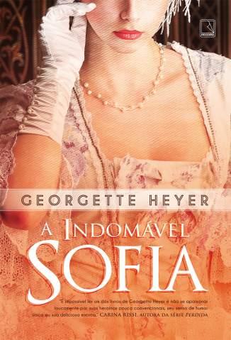 Baixar Livro A Indomável Sofia - Georgette Heyer em ePub PDF Mobi ou Ler Online