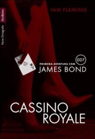 Baixar Cassino Royale - Ian Fleming ePub PDF Mobi ou Ler Online
