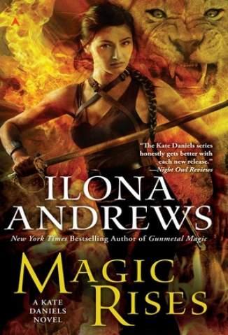 Baixar Livro Ascenções Mágicas - Ilona Andrews em ePub PDF Mobi ou Ler Online