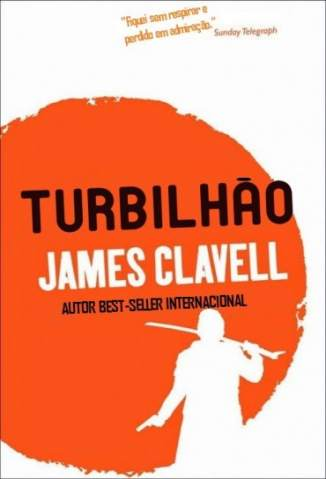 Baixar Livro Turbilhão - James Clavell em ePub PDF Mobi ou Ler Online