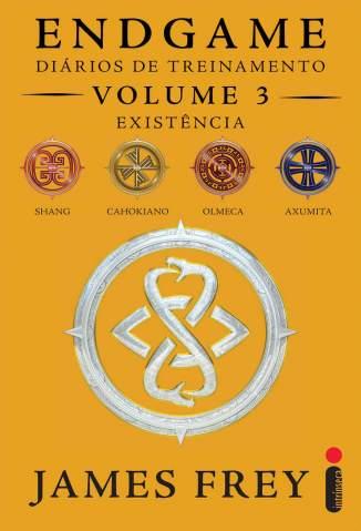 Baixar Existência - Endgame: Diários de Treinamento Vol. 3 - James Frey ePub PDF Mobi ou Ler Online