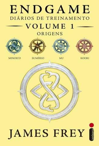 Baixar Origens - Endgame: Diários de Treinamento Vol. 1 - James Frey ePub PDF Mobi ou Ler Online