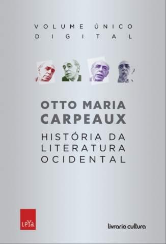 Baixar Livro História da Literatura Ocidental - Joaquim Campelo Marques em ePub PDF Mobi ou Ler Online