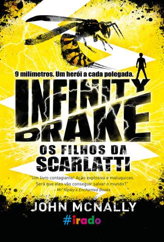 Baixar Os Filhos da Scarlatti - Infinity Drake Vol. 1 - John McNally ePub PDF Mobi ou Ler Online