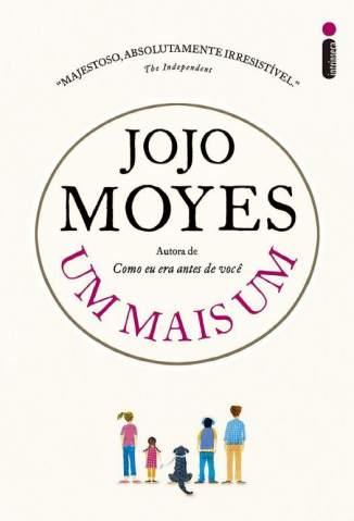 Baixar Livro Um Mais um - Jojo Moyes em ePub PDF Mobi ou Ler Online