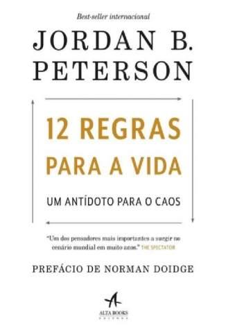 Baixar Livro 12 Regras para a Vida - Jordan B. Peterson em ePub PDF Mobi ou Ler Online