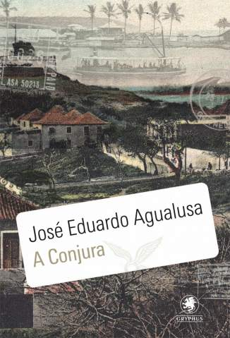 Baixar Livro A Conjura - José Eduardo Agualusa em ePub PDF Mobi ou Ler Online
