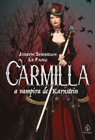 Baixar Livro Carmilla. A Vampira de Karnstein - Joseph Sheridan Le Fanu em ePub PDF Mobi ou Ler Online