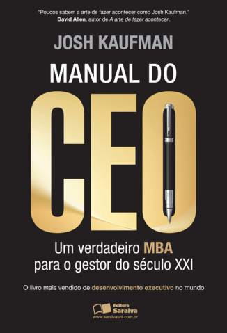 Baixar Manual do Ceo - Josh Kaufman ePub PDF Mobi ou Ler Online