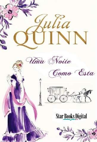 Baixar Uma Noite Como Esta - Julia Quinn ePub PDF Mobi ou Ler Online