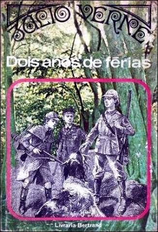 Baixar Livro Dois Anos de Férias - Obra Completa - Júlio Verne em ePub PDF Mobi ou Ler Online
