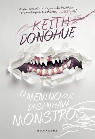 Baixar Livro O Menino que Desenhava Monstros - Keith Donohue em ePub PDF Mobi ou Ler Online