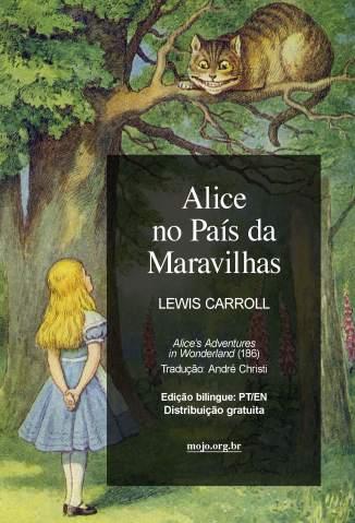 Baixar Livro Alice No País das Maravilhas - Lewis Carroll em ePub PDF Mobi ou Ler Online