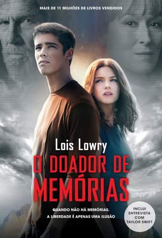 Baixar Livro O Doador de Memórias - Lois Lowry em ePub PDF Mobi ou Ler Online