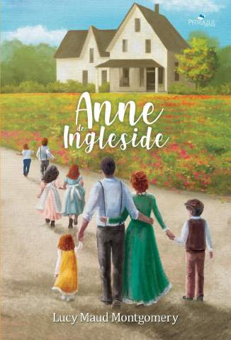 Baixar Livro Anne de Ingleside - Anne de Green Gables Vol. 6 - Lucy Maud Montgomery em ePub PDF Mobi ou Ler Online