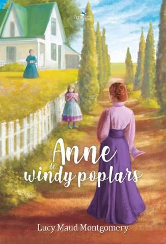 Baixar Livro Anne de Windy Poplars - Anne de Green Gables Vol. 4 - Lucy Maud Montgomery em ePub PDF Mobi ou Ler Online
