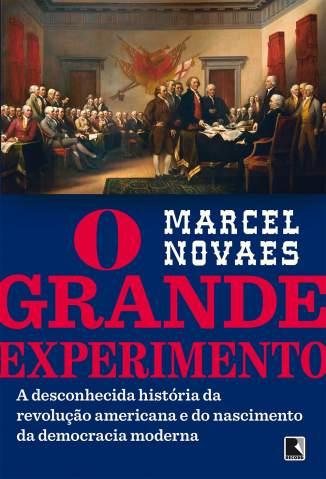 Baixar Livro O Grande Experimento - Marcel Novaes em ePub PDF Mobi ou Ler Online