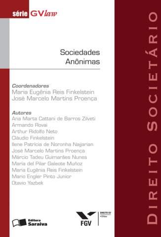 Baixar Sociedades Anonimas - Série Gvlaw - Maria Eugenia Reis Finkelstein ePub PDF Mobi ou Ler Online