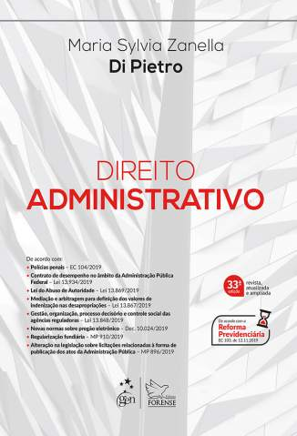 Baixar Livro Direito Administrativo - Maria Sylvia Zanella Di Pietro em ePub PDF Mobi ou Ler Online