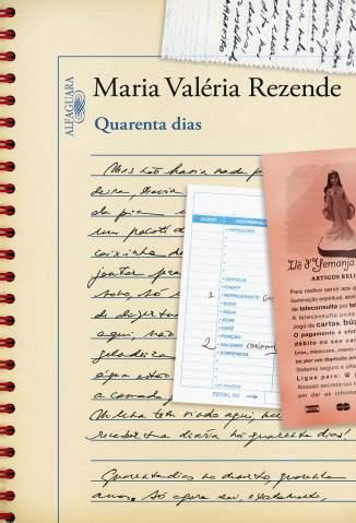 Baixar Quarenta Dias - Maria Valéria Rezende ePub PDF Mobi ou Ler Online