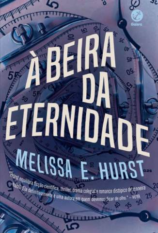 Baixar Livro À Beira da Eternidade - Melissa E. Hurst em ePub PDF Mobi ou Ler Online