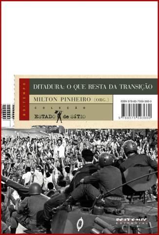 Baixar Livro Ditadura: O Que Resta da Transição - Milton Pinheiro em ePub PDF Mobi ou Ler Online