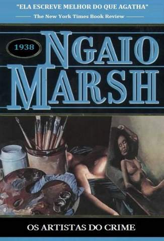 Baixar Os Artistas do Crime - Ngaio Marsh ePub PDF Mobi ou Ler Online