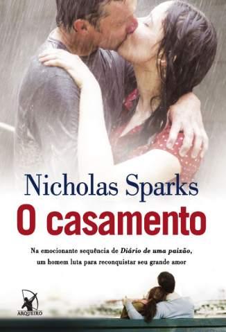 Baixar Livro O Casamento - Nicholas Sparks em ePub PDF Mobi ou Ler Online